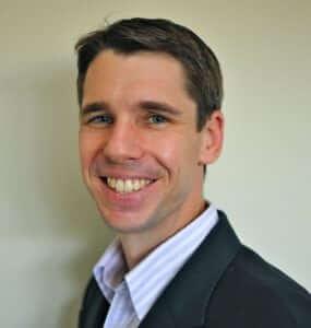 Jason McDowall, director of product at Nimble