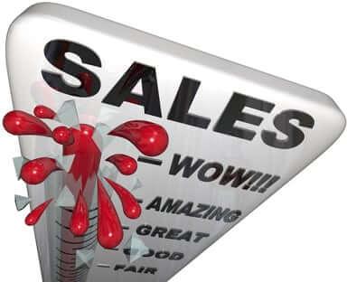 increase sales through referrals