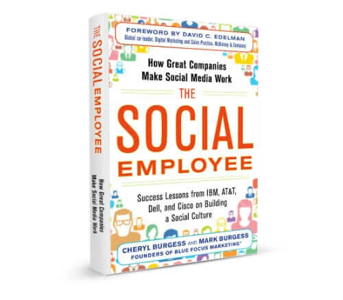 The Social Employee by Cheryl and Mark Burgess