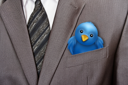 Twitter Takes Center Stage as a Social Business Worktool