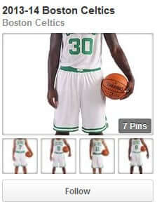 celtics on pinterest