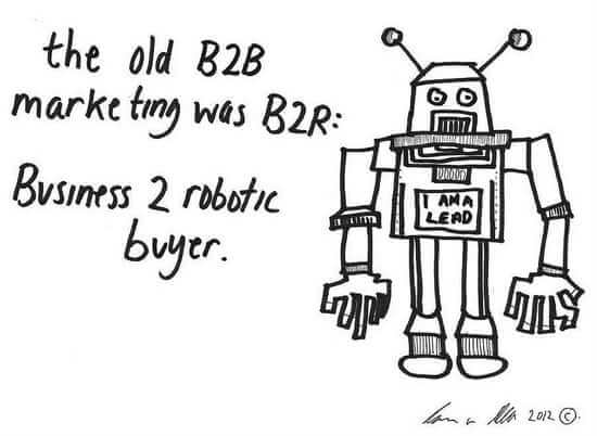 km old b2b