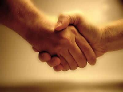 handshake trust