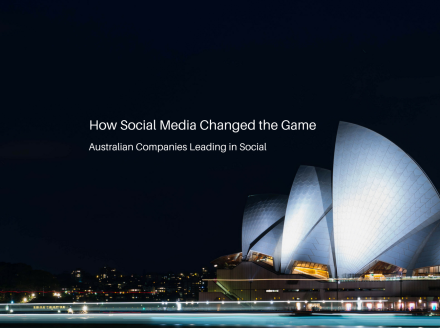 Australian Companies Leading in Social
