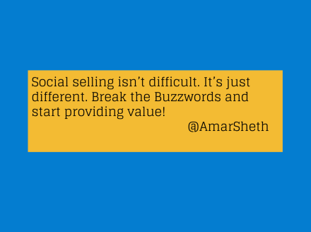 Learn Social Selling and Start Providing Value