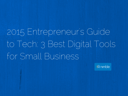 3 Best Digital Tools for Small Business