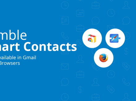 Nimble Smart Contacts App Now Enhanced for Gmail