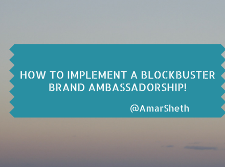 4 Action-Packed Tips for Blockbuster Brand Ambassadorship!