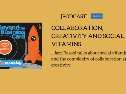 Collaboration, Creativity and Social Vitamins