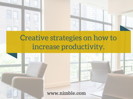 Improve Your Productivity, and Land That Office Promotion!