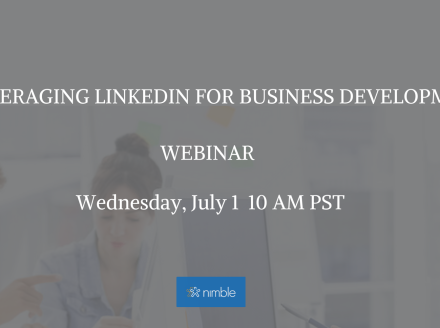 Maximize #LinkedIn for Business Development