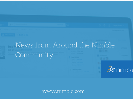 News from Around the Nimble Community