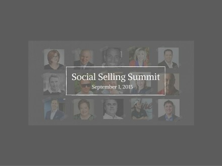 Join Nimble CEO Jon Ferrara and many special Social Selling friends