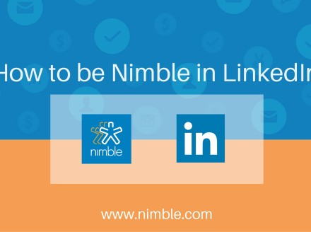 How to be Nimble in LinkedIn