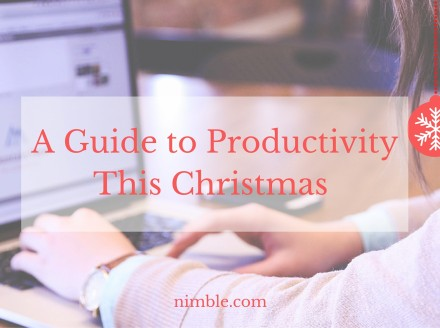 A Guide to Productivity This Christmas