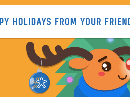 Happy Holidays From Your Friends at Nimble