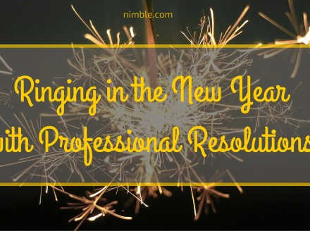 Ringing in the New Year with Professional Resolutions