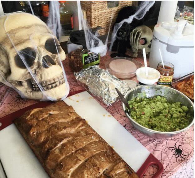 Halloween Nimble Potluck