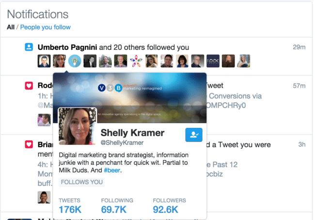 Shelly Kramer Notification
