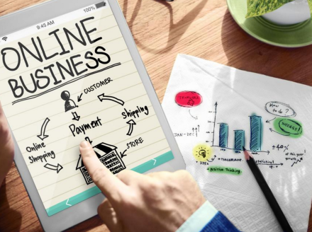 From Ideation to Promotion  The Step by Step process of Getting your Online Business Off the Ground