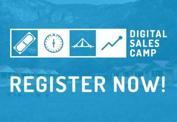 Don't Miss Digital Sales Camp!