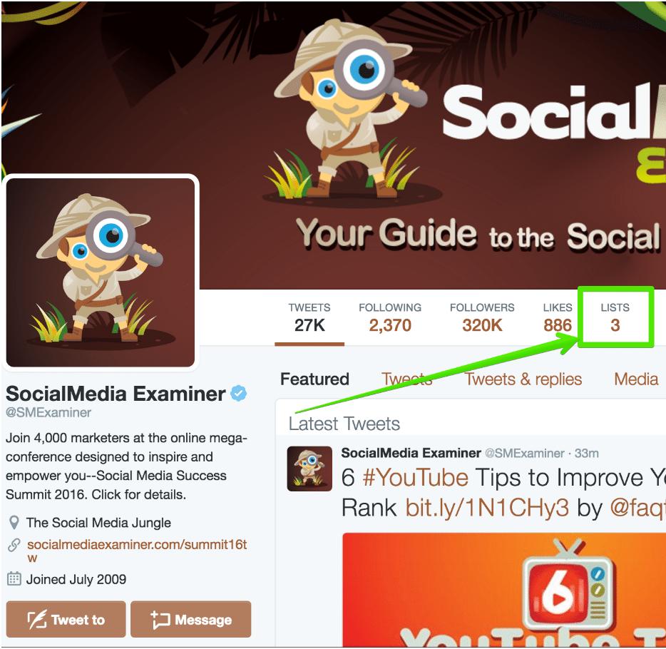 SM Examiner Twitter List
