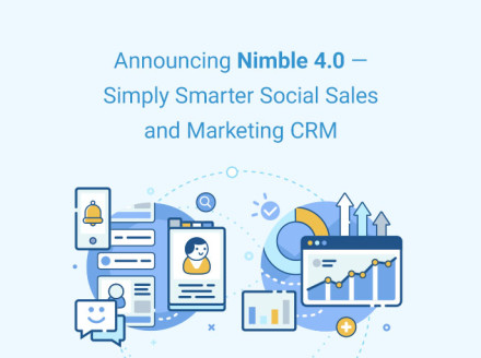 Meet Nimble 4.0 – The Simply Smarter Social Sales & Marketing CRM