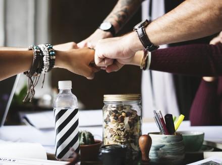 Team Building – Not Just Trust Falls