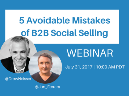 5 Stupid Myths About B2B Social Selling