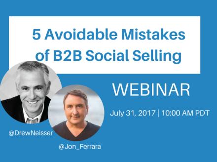 5 Stupid Myths About B2B Social Selling