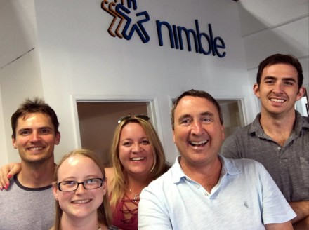 Our Nimble Team is looking for a Marketing Manager