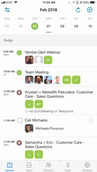 What is the best Mobile CRM