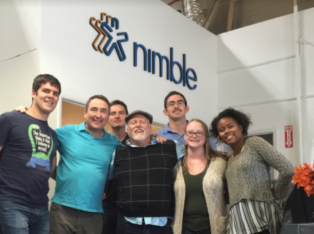 Nimble is Looking for an Awesome Content/Social Marketing Manager to Join our Team!