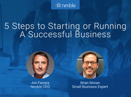 Webinar Replay: How to Jump-Start A Successful Business