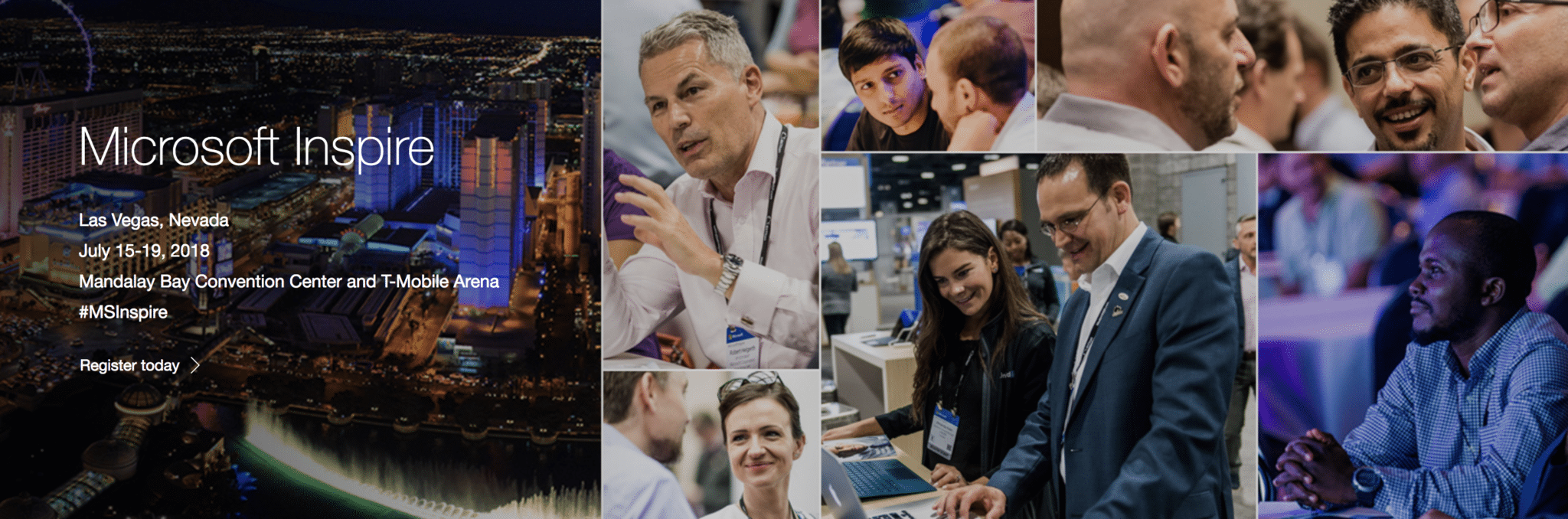 How To Be A Nimble Networker At #MSInspire 2018