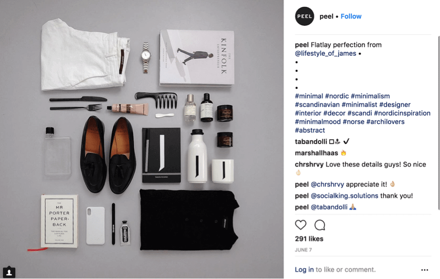 Social Media Branding Tips - Peel