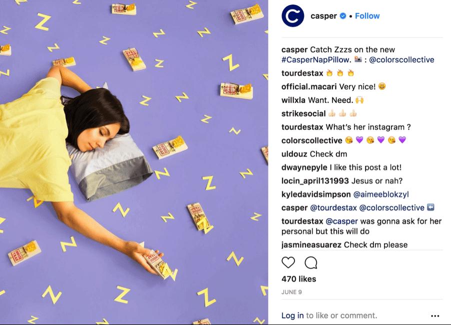 Social Media Branding Tips - Casper