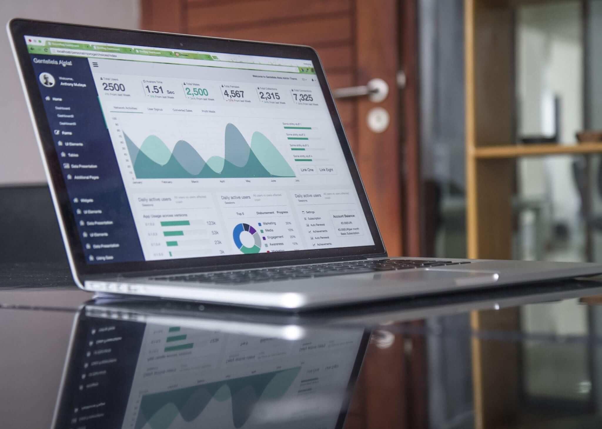 marketing dashboard tips