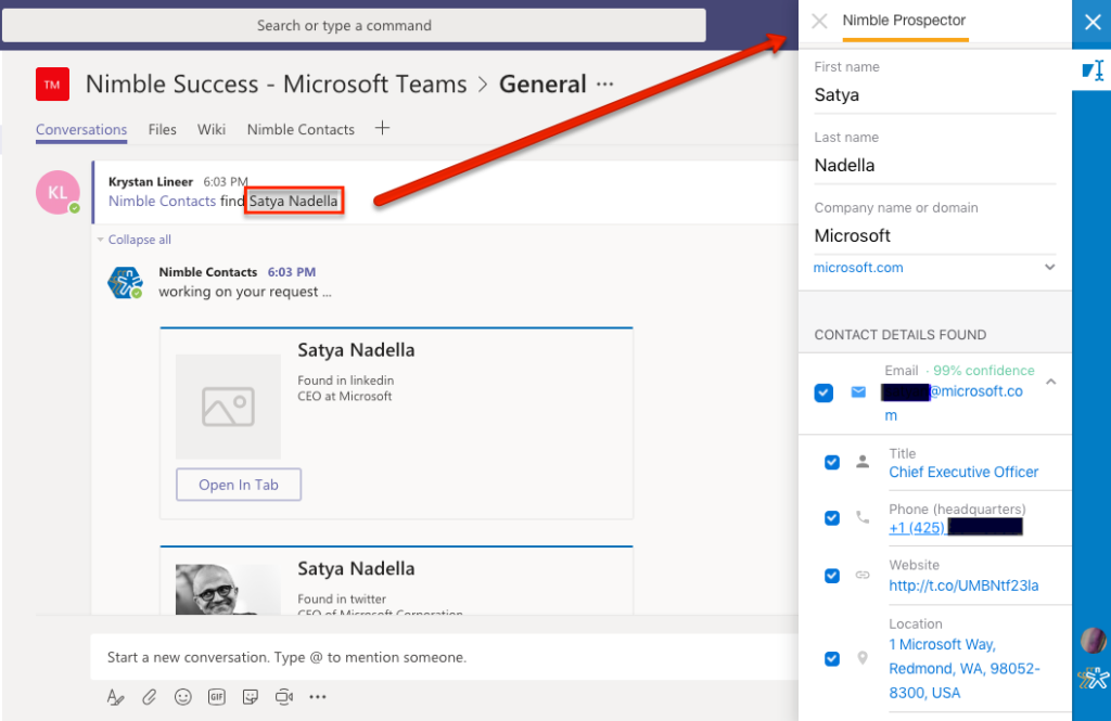 How To Be Nimble in Microsoft Teams