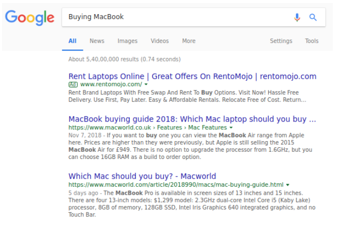 How To Identify & Optimize For User's Search Intent