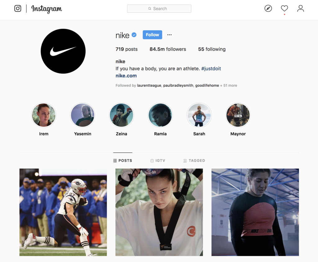 Nike on Instagram