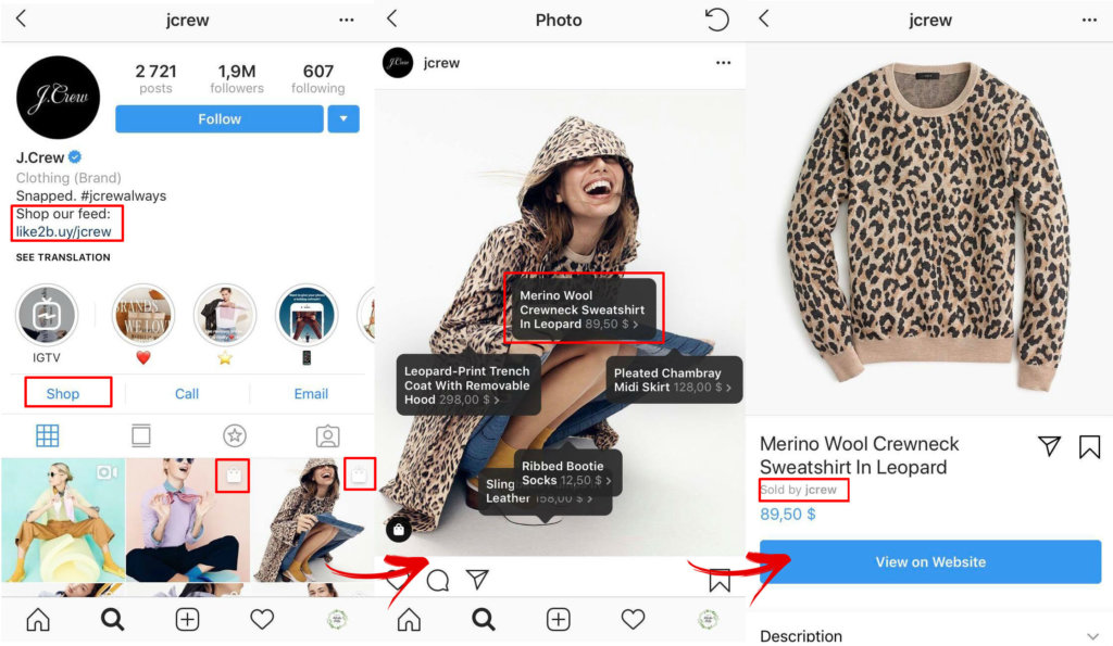 How to get sales using Instagram
