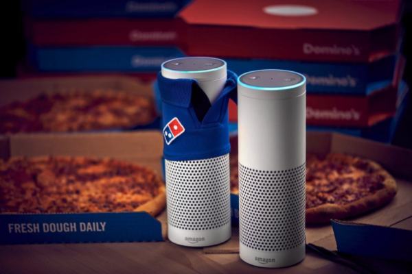 dominos echo collaboration