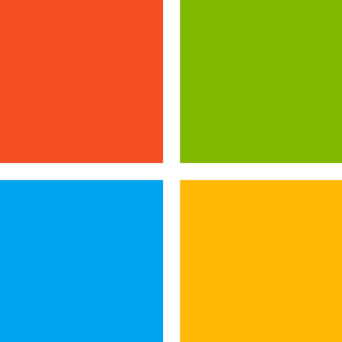 Microsoft & IAMCP Twitter Accounts