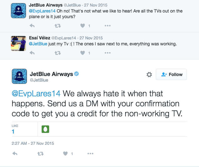 jetblue customer reviews