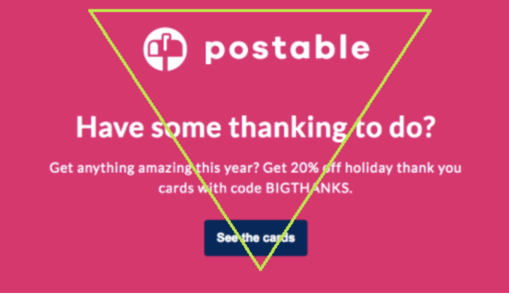 postable email ad