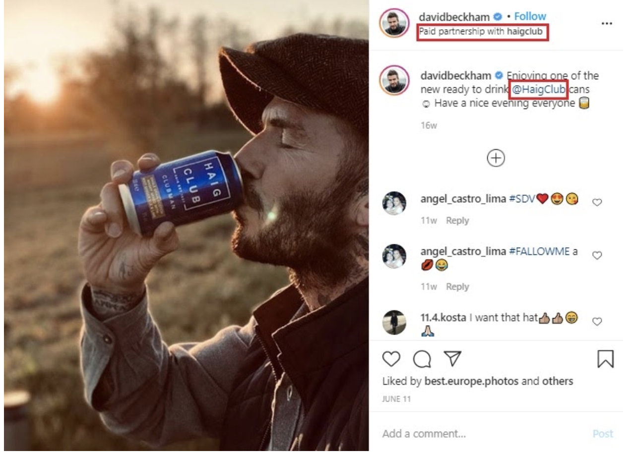 paid instagram partnerships