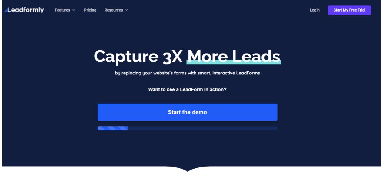 leadformly software