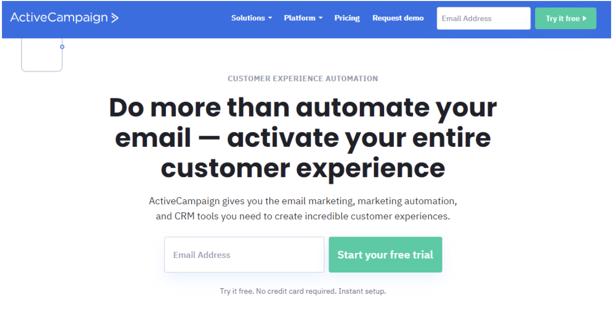 activecampaign software