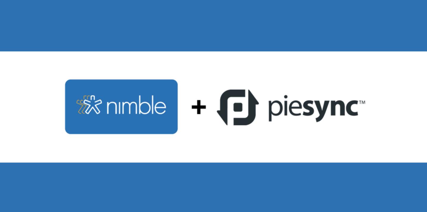 nimble integration with piesync